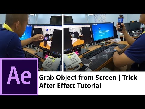 Screen Trick│After Effects Tutorial thumbnail