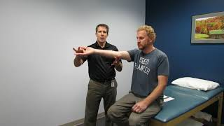 Cubital Tunnel Syndrome Evaluation with Paul Marquis PT