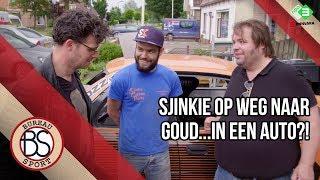 Erik kotsmisselijk na scheuren in crossauto Sjinkie Knegt! - Bureau Sport