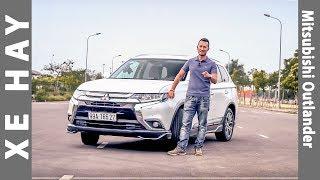 Đánh giá xe Mitsubishi Outlander nhập khẩu Nhật Bản [XEHAY.VN]  |4k|