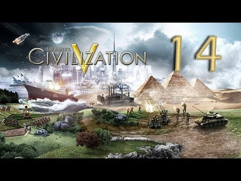 Let's Learn Civilization V -14- A Little Bit of Culture!