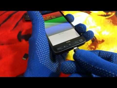 Прошивка HTC HD2 в Android 4.1.2 от Юджина Часть 4