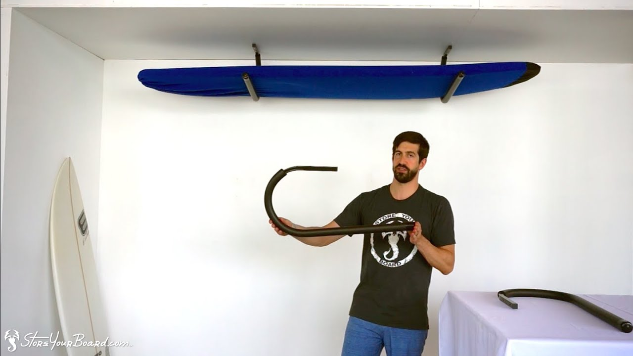 Surfboard Ceiling Rack Yourboard