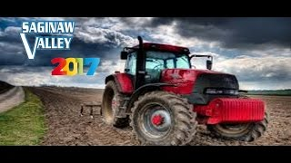 Logging and Farming on a NEW MAP!!  (PC) Saginaw Valley 2017