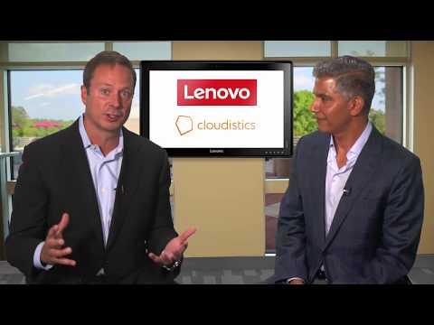 Lenovo and Cloudistics Partnership: Composable Cloud