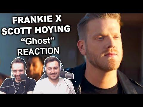 """FRANKIE x Scott Hoying - Ghost"" Singers Reaction"