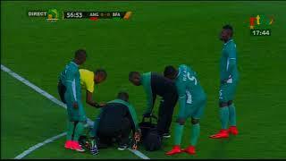 Video Gol Pertandingan Angola vs Burkina Faso