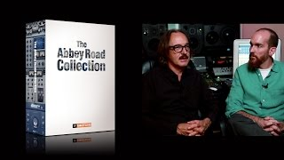 Butch Vig and Billy Bush on Waves' Abbey Road Collection