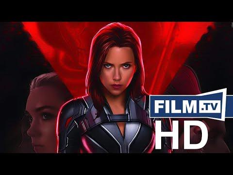Black Widow Super Bowl Trailer Deutsch German (2020)
