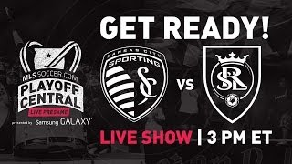 2013 MLS Cup LIVE Pregame Show | Sporting KC vs. Real Salt Lake
