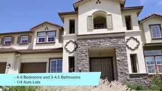 New Homes In Brentwood  Ca - Verona At Portofino Estates
