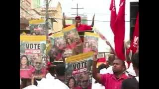 Highlights of PPPC Nomination Day Parade