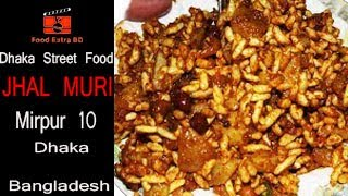 easy jhal muri recipe
