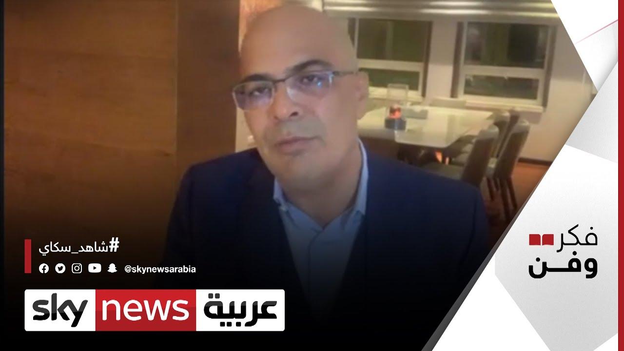 إياد الخزوز يكشف عن ماذا ينقص المسلسلات العربية للوصل إلى العالمية؟ #فكر_وفن  - نشر قبل 3 ساعة