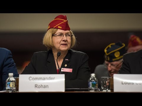 American Legion National Commander testifies before Congress