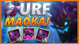 THE URF UNKILLABLE MONSTER (IMPOSSIBLE TO DIE) - BunnyFuFuu URF