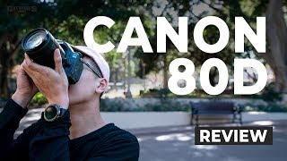 Canon 80D Review by Georges Cameras