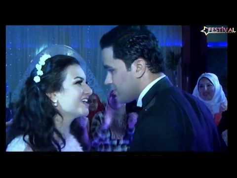 عروسة أموره بتغني لعريسها ياسلام على حبي وحبك من ارشيف فستيفال
