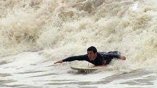 видео Серфинг на Черном море