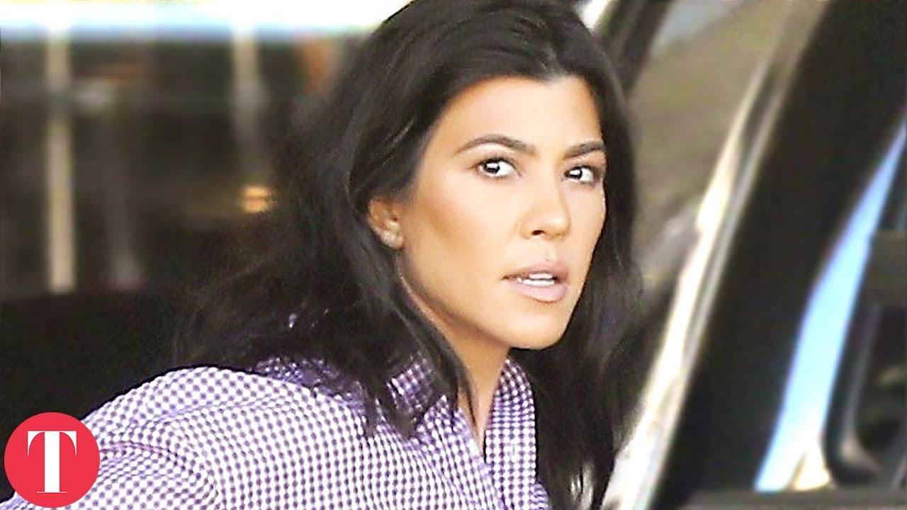 Scott Disick Reacts To Kourtney Kardashian's Breakup With Younes Bendjima