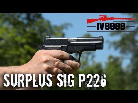 Surplus SIG P226