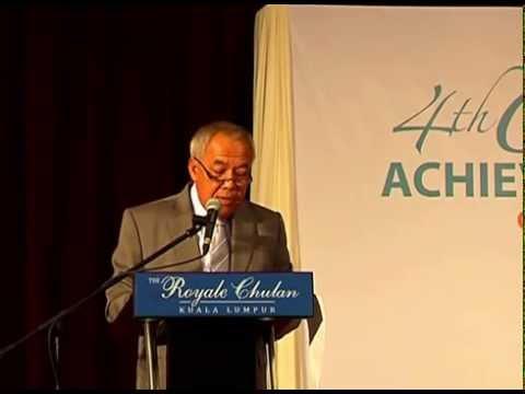 CIRAIC 2015 - Keynote 1: YBhg. Tan Sri Dr. Ahmad Tajuddin Ali