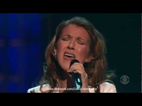 Celine Dion - Dance With My Father [Live HD]