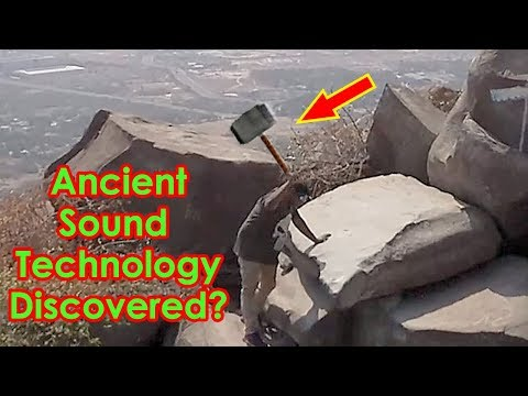 Secret Sound Technology Found in India? Proof of Advanced Ancient Civilization?