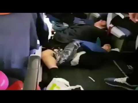 Several injured on Moscow Bangkok Aeroflot flight on Boeing 777