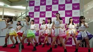 2018/5/3 : イオン旭川西店 フルーティー 『Fight!』『Trick』 *スマホ...