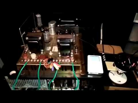 rowe ra stereo tube amplifier hum problem, schematic
