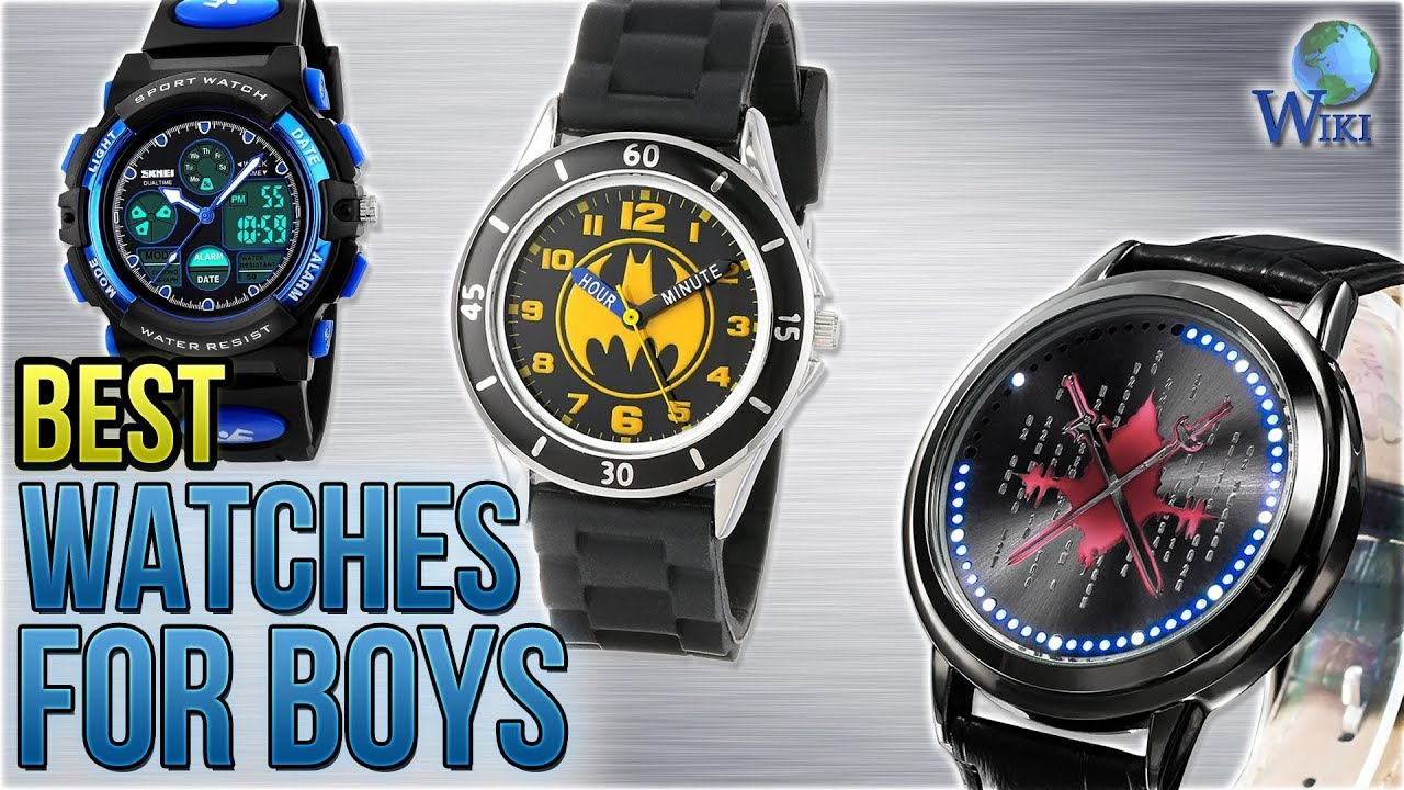 e8bb61860 10 Best Watches For Boys 2018 - YouTube