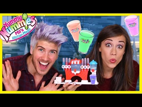 MAKING CANDY SODA W/ Colleen! - YUMMY...