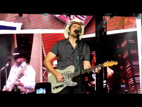 Brad Paisley - This Is Country Music - Wheatland, CA 7/26/12