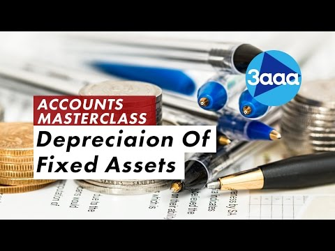 Accounting | Depreciation and Appreciation