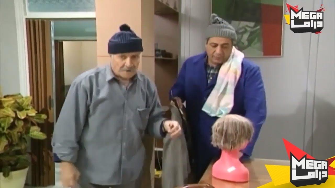 ابو رعد خلى المدير يبدل التنكر وطعماه قلته مرتبه بالحمامات - يوميات مدير عام - ايمن زيدان