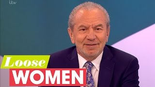 Lord Sugar Shares Some Apprentice Secrets | Loose Women