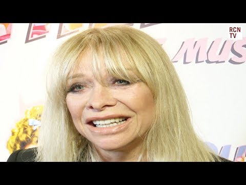 Jo Wood Interview Ruthless The Musical Premiere
