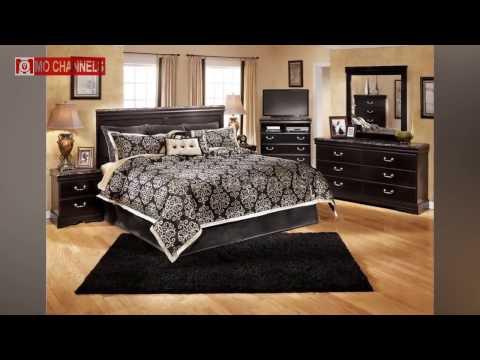 Best 30 Black Bedroom Furniture Decorating Ideas