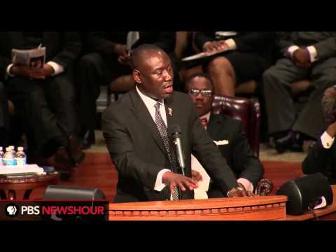 Michael Brown's funeral service | August 25, 2014