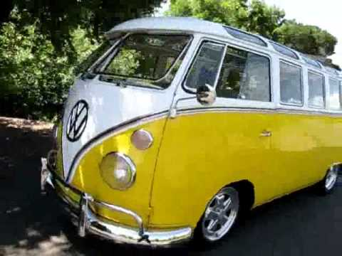 1966 21 window deluxe vw bus for sale youtube for 1966 21 window deluxe vw bus