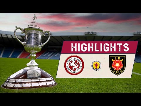 Brora Rangers Albion Rovers Goals And Highlights