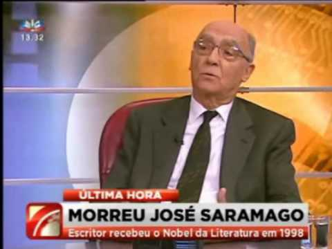 Saramago sobre  Cavaco Silva