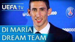 Ángel Di María: My dream five-a-side team