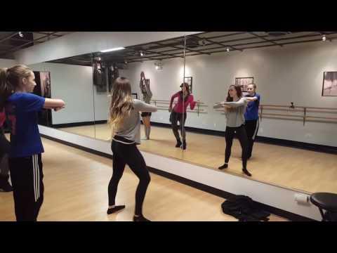 Jingo add on choreo