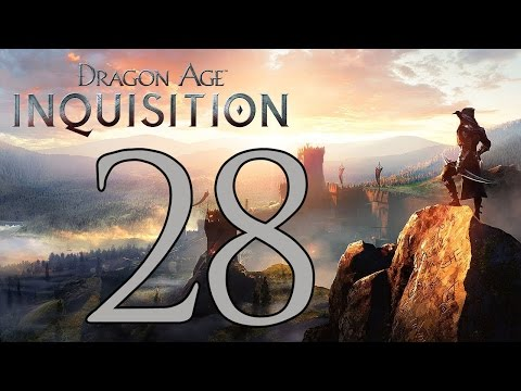 Dragon Age: Inquisition - Gameplay Walkthrough Part 28: In Your Heart Shall Burn