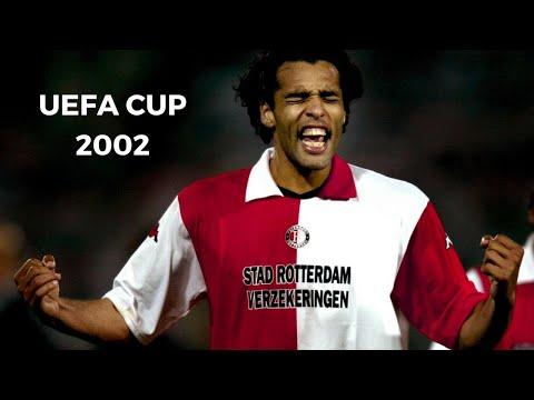 • Feyenoord Rotterdam ⁞ UEFA Cup seizoen 2001/'02 ⁞ De weg naar de finale