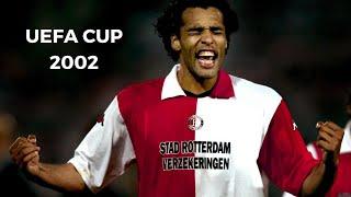 • Feyenoord Rotterdam ⁞ UEFA Cup seizoen 2001/