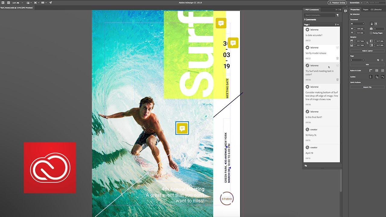 What's New in InDesign CC (October 2018) | Adobe Creative Cloud