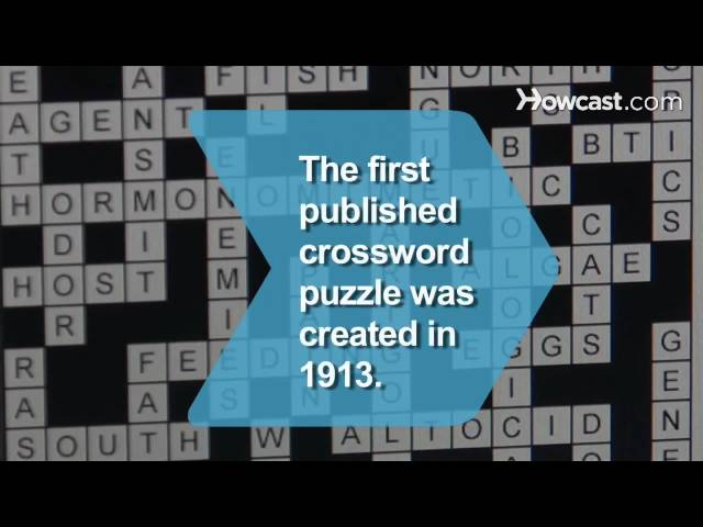 How to make crossword puzzles 15 steps with pictures wikihow ccuart Images